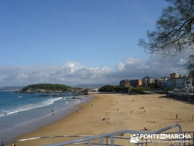 Visita a Santander; puente de la constitución; lagunas de peñalara